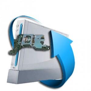 Changement lentille Wii