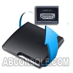 Remplacement port HDMI pour PS3 Slim