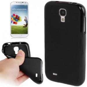 Coque de protection silicone pour Samsung Galaxy S4 (noir)