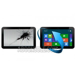 Remplacement écran LCD + Vitre Tactile HP Envy X2