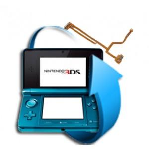 Remplacement nappe 3D/HP Nintendo 3DS / 3DS XL
