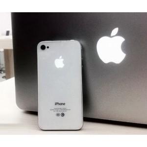 Kit lumineux vitre arrière Iphone 4 (Blanc)