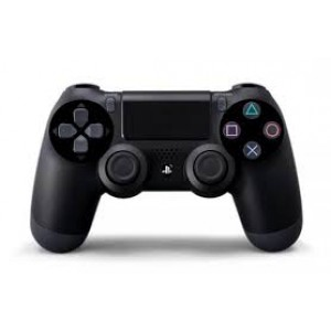 Manette Officielle Sony PlayStation 4 Noir