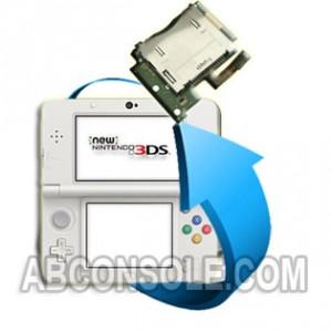 Remplacement port jeu Nintendo New 3DS