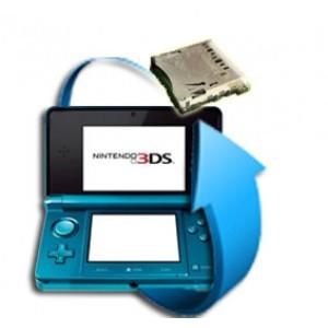 Remplacement Port SD Nintendo 3DS XL