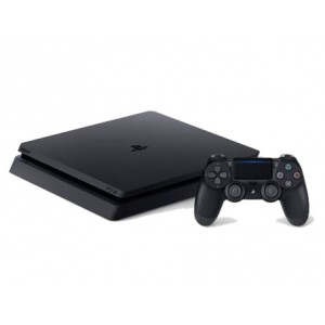 Playstation 4 Slim 500Go + Fifa 19 - occasion