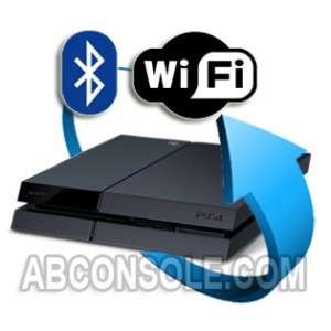 Réparation WiFi/Bluetooth PS4