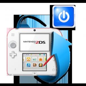 Réparation allumage Nintendo 2DS