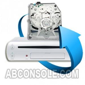 Réparation engrenage lecteur Wii U