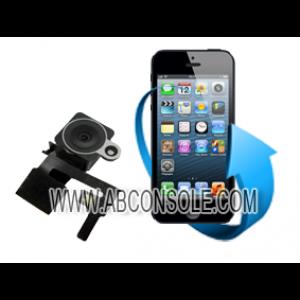 Remplacement caméra arrière Iphone 5