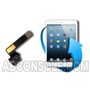Remplacement caméra avant iPad mini