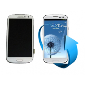 Remplacement écran Samsung Galaxy S3 blanc (i9300/ i9305)