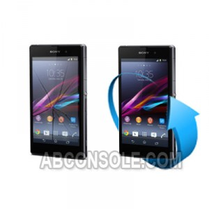 Remplacement  écran Sony xperia Z1 Compact
