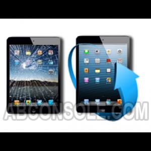 Remplacement vitre tactile iPad mini (noir)