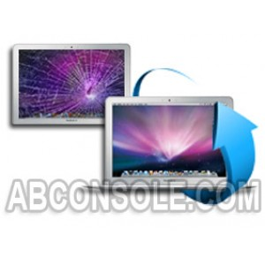 """Remplacement écran LCD Macbook Air  13"""" (A1237 ou A1304)"""