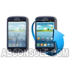 Remplacement écran Samsung Galaxy S3 Mini noir (i8190)