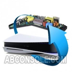 Remplacement bloc alimentation PlayStation 5