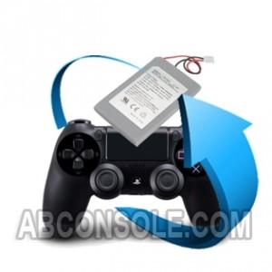 Remplacement batterie manette PS4