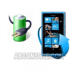 Remplacement batterie Nokia lumia 800