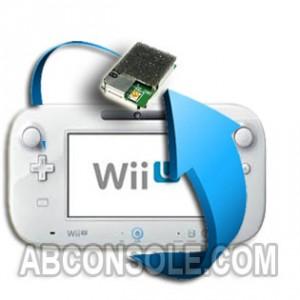 Remplacement BIOS (Module Bluetooth) Gamepad Nintendo Wii U