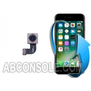 Remplacement caméra arrière iPhone 8