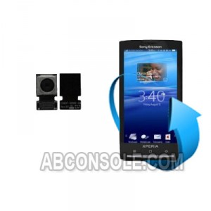 Remplacement caméra Sony xperia x10