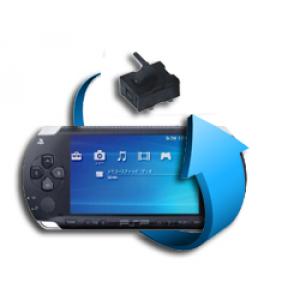 Remplacement capteur UMD PSP Slim 3000