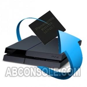 Remplacement controleur HDMI pour PS4