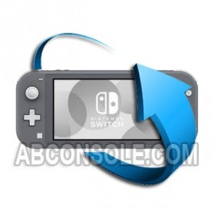 Remplacement LCD Nintendo Switch Lite