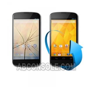 Remplacement bloc écran LG nexus 4