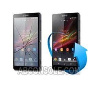 Remplacement  écran Sony Xperia Z