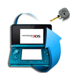 Remplacement stick analogique Nintendo 3DS