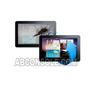 "Remplacement vitre tactile + LCD Samsung Galaxy Tab 3 7"" (P3200)"