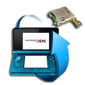 Remplacement Port SD Nintendo 3DS