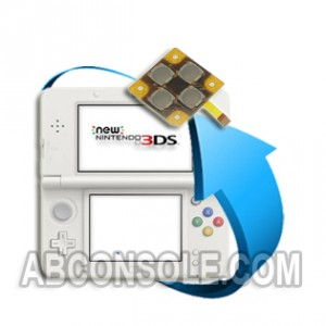 Remplacement Nappe Touches Directionnelles New 3DS