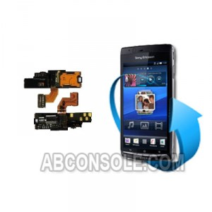 Remplacement nappe power Sony xperia arc x12