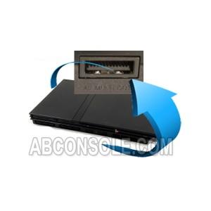 Remplacement port AV pour PS2 Slim