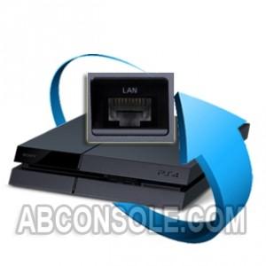 Remplacement port ethernet pour PS4