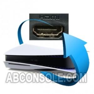 Remplacement Port HDMI pour PlayStation 5