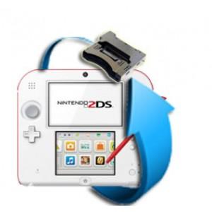 Remplacement port jeu Nintendo 2DS
