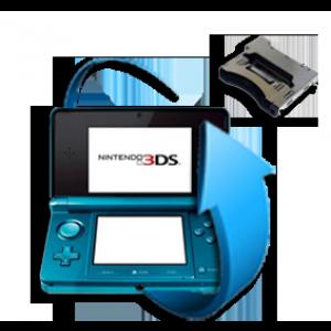 Remplacement port jeu Nintendo 3DS