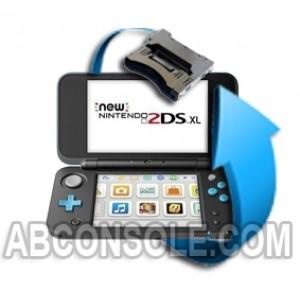 Remplacement port jeu Nintendo New 2DS XL