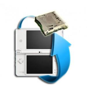 Remplacement port SD Nintendo DSi XL