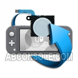 Remplacement stick analogique droit ou gauche Nintendo Switch Lite
