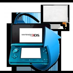 Remplacement écran tactile Nintendo 3DS XL