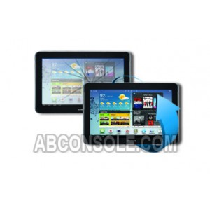 """Remplacement vitre tactile Samsung Galaxy Tab 2 10.1"""" (P5100)"""