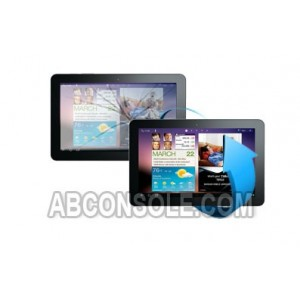 """Remplacement vitre tactile Samsung Galaxy Tab 2 7"""" (P3100)"""