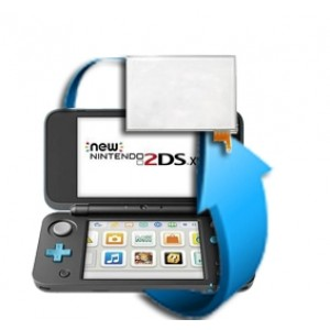 Remplacement Tactile Nintendo New 2DS XL