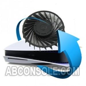 Remplacement ventilateur PlayStation 5