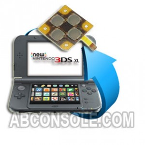 Remplacement Nappe Touches Directionnelles New 3DS XL